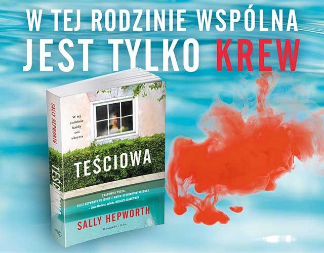 Tesciowa Co Chatka To Zagadka Rodzinny Thrill Wp Poczta Book Cover Books Cover