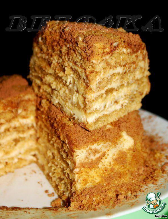 """Торт """"Диво дивное"""" ингредиенты"""