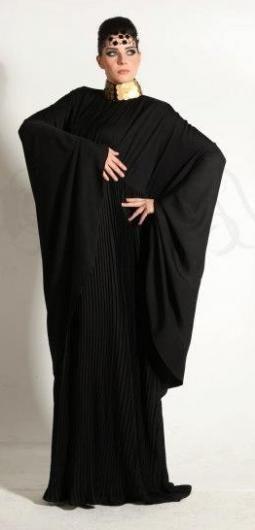 Choker abaya