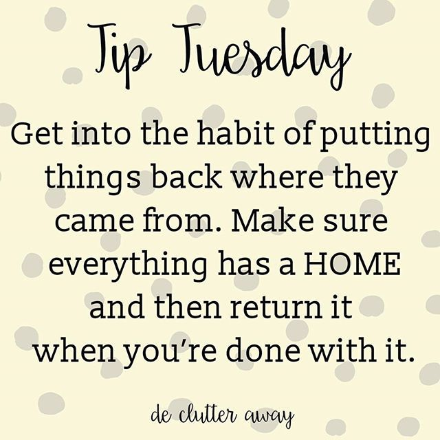 Today's #tiptuesday is all about keeping your house tidy. #lessismore, right?  #organisation #organisation #organise #organize #home #declutter #tip #tips #tidy #organiser #organizer #professionalorganiser #professionalorganizer #homedecor #decluttering #cleanhouse #tidyhouse #removals #brisbanehomes #qldhomes #brisbanesmallbusiness #brisbane #qld #cleaning #dejunk #homes #interior