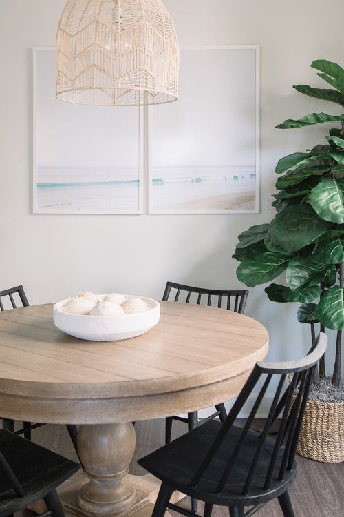 Farmhouse Decor The Rustic Round Dining Table 8 Options Under