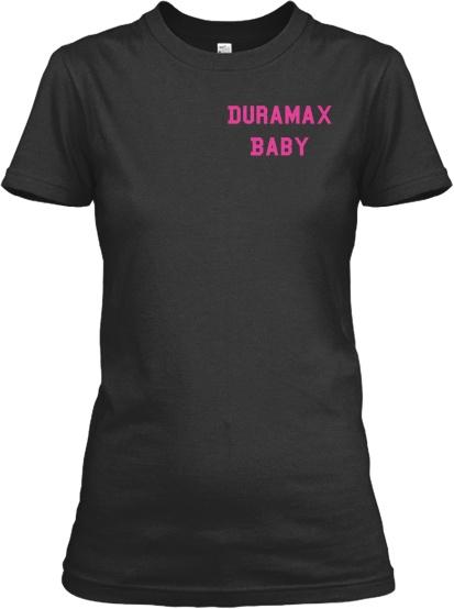 Duramax girl