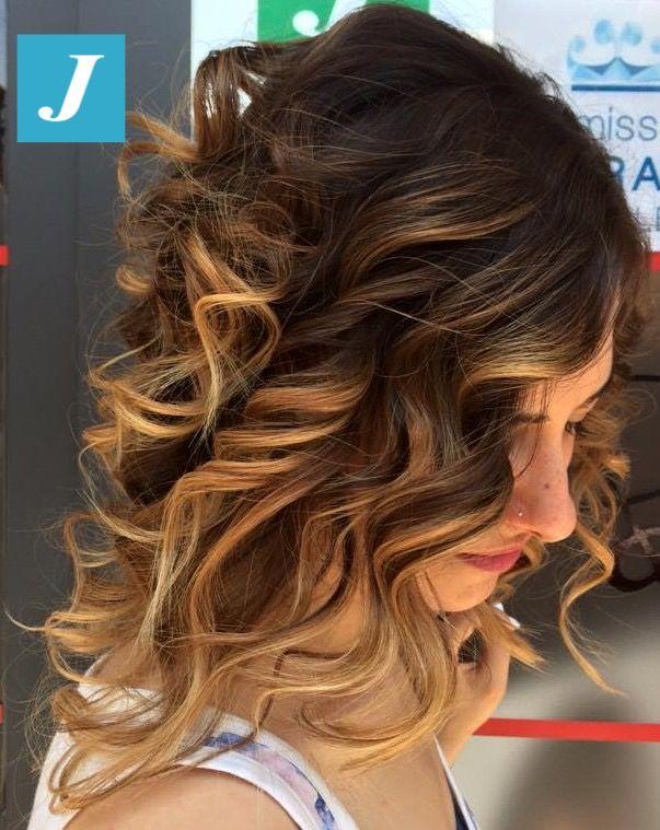 Degradé Joelle Summer Shades  #cdj #degradejoelle #tagliopuntearia #degradé #igers #naturalshades #hair #hairstyle #haircolour #haircut #longhair #ootd #hairfashion