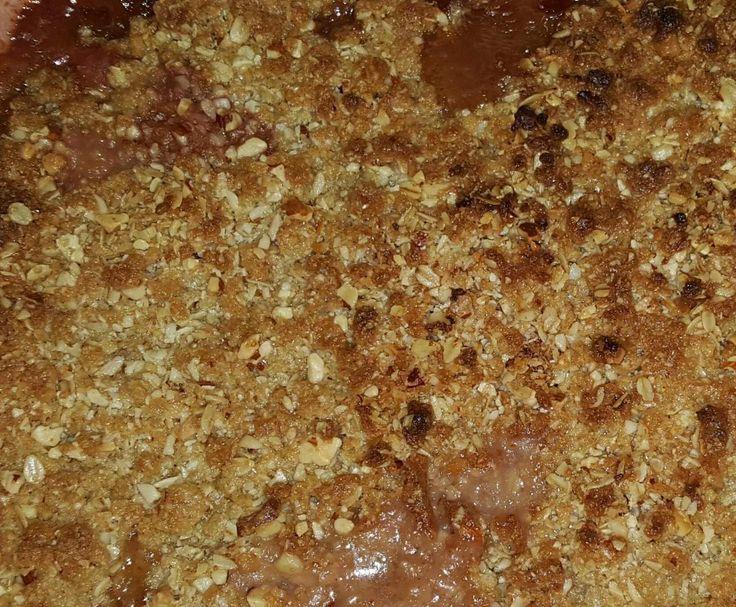 Recipe Yummy Crumble Mix by Aiimz82 - Recipe of category Baking - sweet