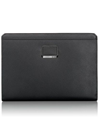Tumi Astor Dakota Tablet Leather Cover Black One Size * Check out the image by visiting the link. Note:It is Affiliate Link to Amazon.