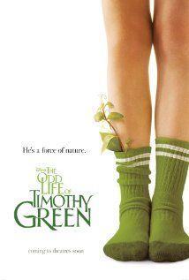 .: Great Movie, Green 2012, Joel Edgerton, Good Movie, Timothy Green, Jennifer Garner, Odd Life, Favorite Movie, Disney Movie