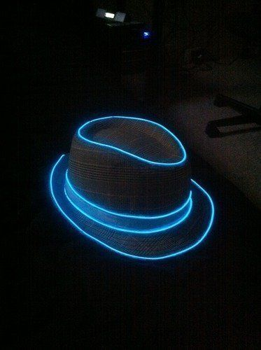 The 25+ best Electroluminescent wire ideas on Pinterest | El wire ...