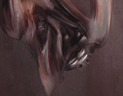 "Check out new work on my @Behance portfolio: ""Alien tribute"" http://be.net/gallery/52032269/Alien-tribute"