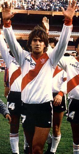 Gabriel Batistuta, River Plate