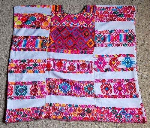 Mexican textile art.