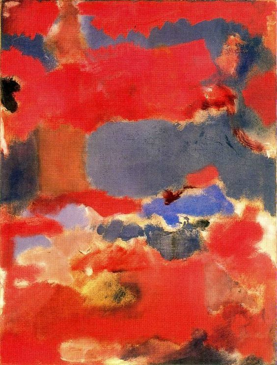 Mark Rothko, Untitled, 1948, oil on canvas 114 x 85.4 cm, Private Collection © Kate Rothko Prizel and Christopher Rothko/DACS 2016