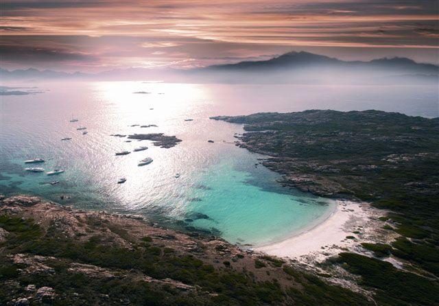 Mortorio Island beach #Sardinia