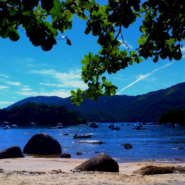 Praia do Abraãzinho - Ilha Grande / RJ