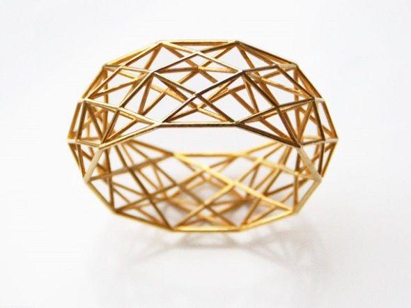 3D printed bracelet✖️FOSTERGINGER AT PINTEREST ✖️ 感謝 / 谢谢 / Teşekkürler / благодаря / BEDANKT / VIELEN DANK / GRACIAS / THANKS : TO MY 10,000 FOLLOWERS✖️