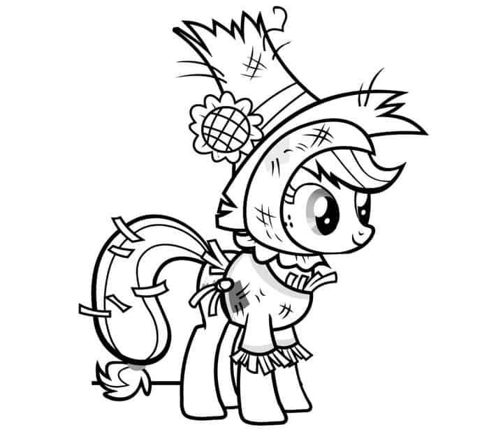 My Little Pony Halloween Coloring Pages My Little Pony Coloring Mermaid Coloring Pages Halloween Coloring Pages