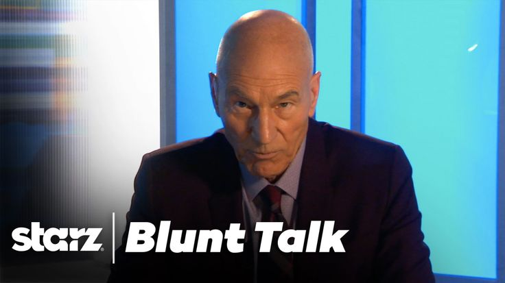Patrick Stewart Creates Chaos as British Ex-Pat Cable News Reporter in Starz Series Blunt Talk