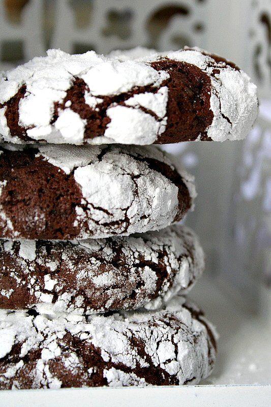Espresso Crinkles, le Biscuit Craquelé Craquant dopé au Café