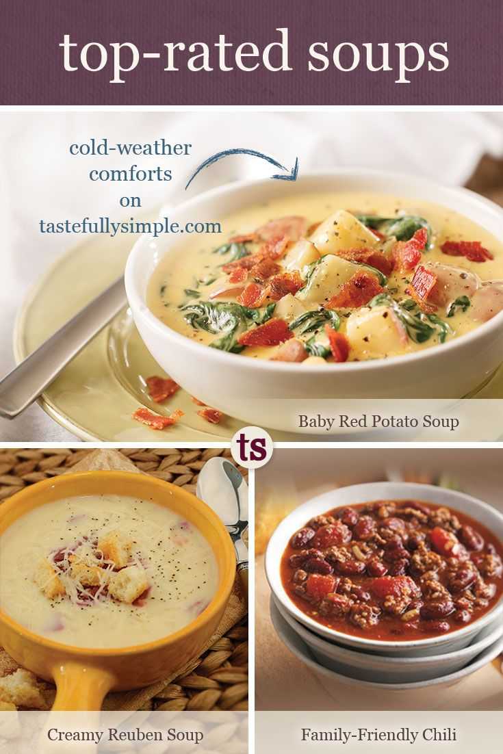 how to make tastefully simple potato soup