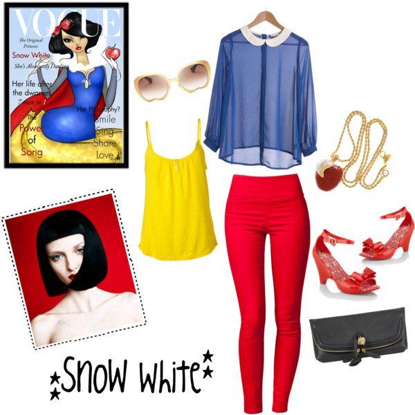 """snow white"" by Ashley B"