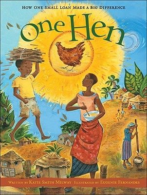 One Book, One Hen, One Big Impact by Annie McMahon Whitlock | Nerdy Book Club