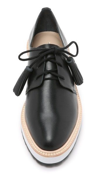 Follow my Photo Blog @urbanforward on instagram for daily inspiration. Loeffler Randall Callie Platform Oxfords                                                                                                                                                                                 Más