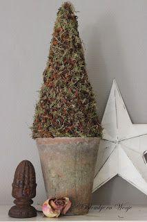 Blomkje en Wenje - DIY tree aniseed