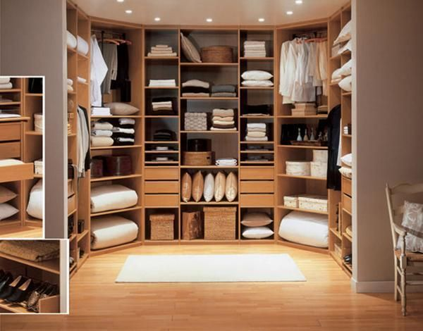 33 walk in closet design ideas to find solace in master for Master bathroom closet design ideas