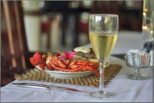 Best Places to Eat in Samoa: Stevenson's at Manase, Savaii, Samoa. Photo by stevensonsatmanase.com