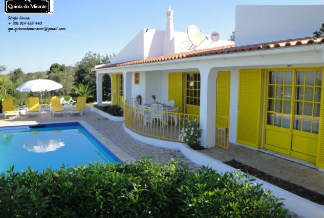 Quinta do Mirante - A Secret Place In The Algarve, Albufeira, Faro, Portugal http://www.globeletz.com/search/keyword:Portugal