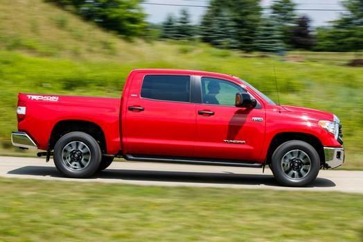 Toyota Tundra: 2015 Ltd TRD