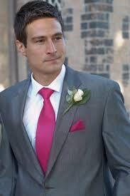 gray, navy, and fuschia wedding - Google Search