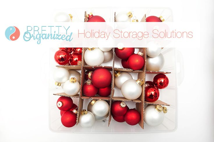 Organized Holiday: Christmas Decorating Ideas for Small Spaces