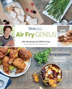 Air Fry Genius Front Cover