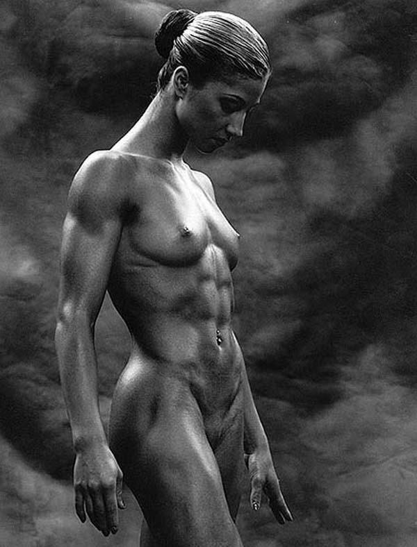 Naked Black Female Athletes Nude Gif
