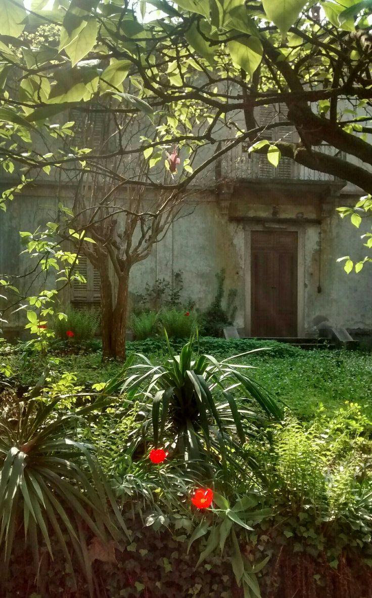 Old villa Monza