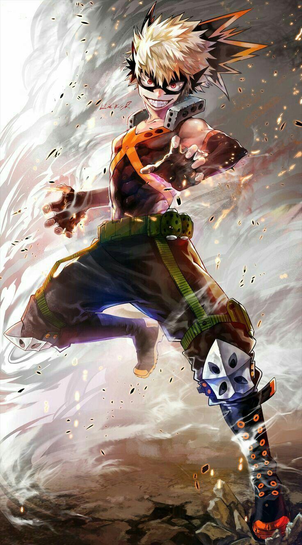 Boku no hero academia review brutal gamer - Bakugou Kacchan Katsuki Quirk Hero Uniform Suit Outfit