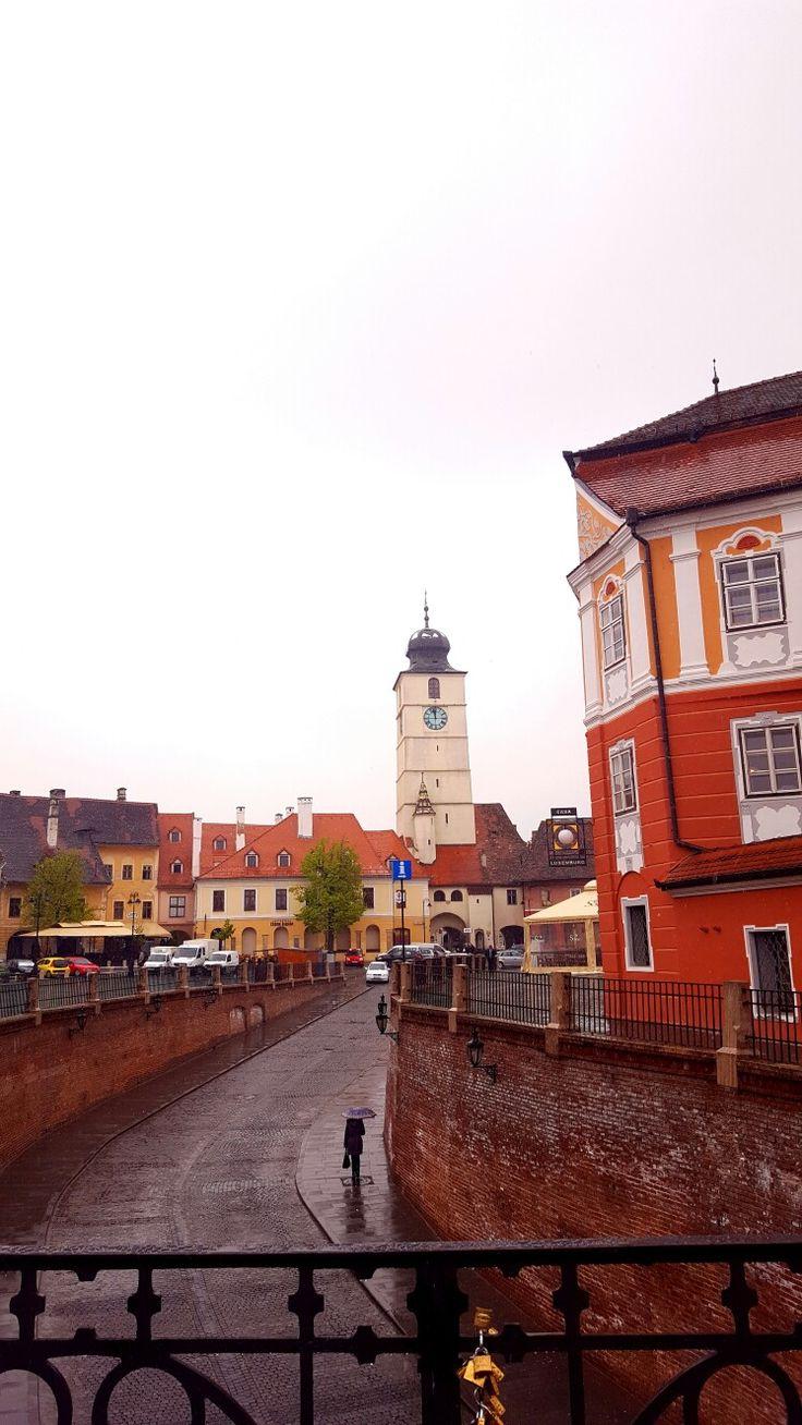 Sibiu . Podul minciunilor