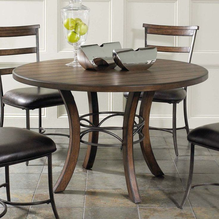 Best 25+ Round Wood Dining Table Ideas On Pinterest | Round Dining Table,  Round Dining Tables And Round Kitchen Tables