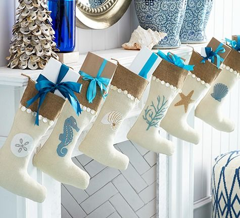 Wisteria Coastal Christmas Wonderland: http://www.completely-coastal.com/2015/12/coastal-christmas-Wisteria.html