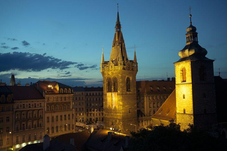 Hostel Rosemary ve městě Praha