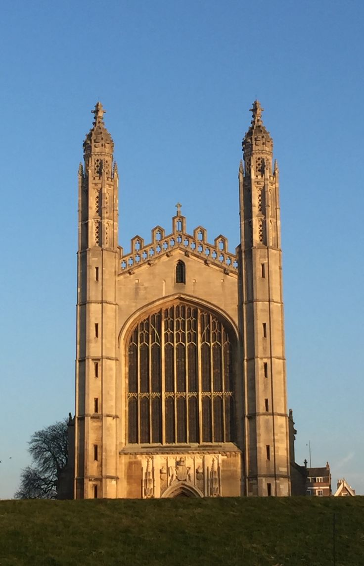King's College Chapel, Cambridge University, Cambridge, United Kingdom
