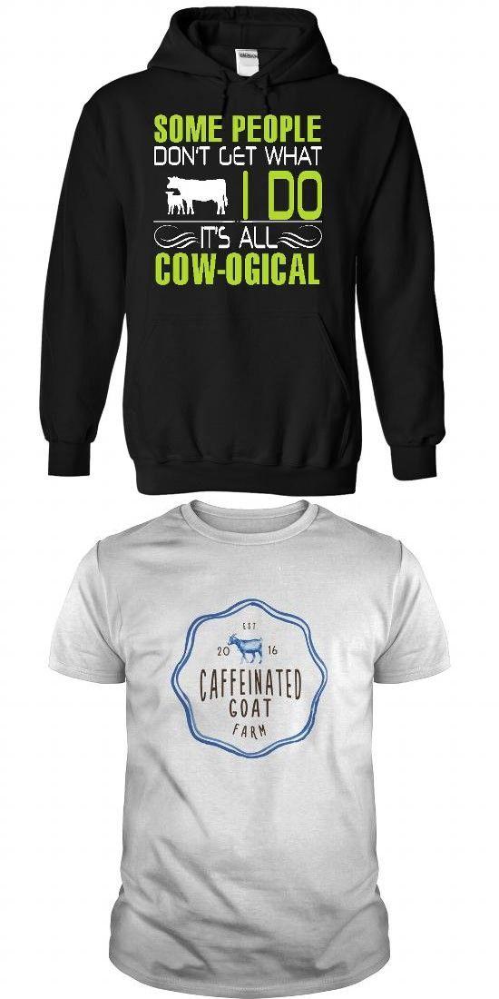 It is all cow logic