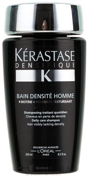 Уплотняющий шампунь для тонких/истончающихся волос. Биотин, также известный как витамин В6, улучшает качество волос. Текстурирующий полимер уплотняет структуру волоса. Волосы выглядят более плотными и ухоженными.<br>Применение: нанести на влажные волосы, помассировать, смыть. При необходимости повторить. #ПарфюмерияИнтернетМагазин #ПарфюмерияИКосметика #ПарфюмерияЮа #КупитьДухи #КупитьПарфюмерию #ЖенскийПарфюм #ОригинальнаяПарфюмерия #СелективнаяПарфюмерия #НовинкиПарфюмерии #МейкапПар...