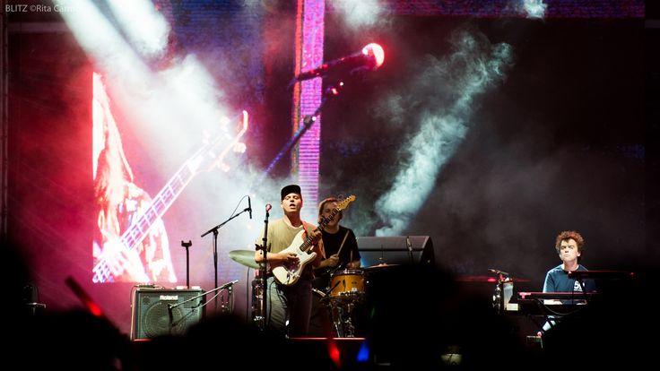 Mac DeMarco no Super Bock Super Rock, Lisboa, Portugal 2016