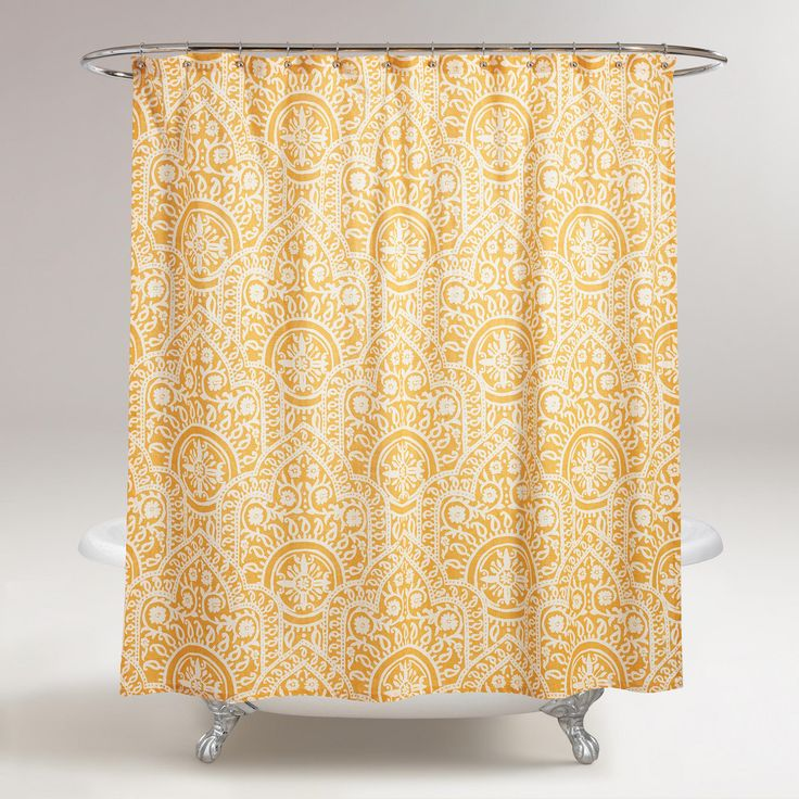 168 best Home: Bathroom: Products {shower curtains, towels} images ...