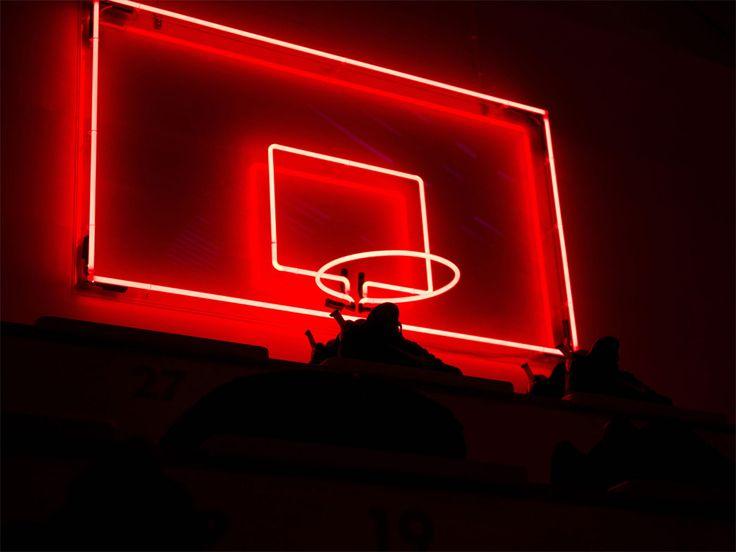 tron basketball by nike