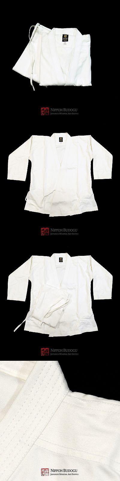 Uniforms and Gis 179774: New 12Oz Heavyweight Karate Gi Uniform Set Karate Martial Arts Gi -> BUY IT NOW ONLY: $59.95 on eBay!