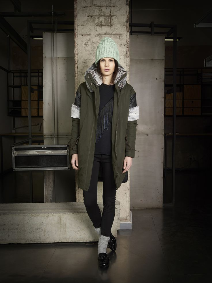 CHATTY collection AW 2014/15