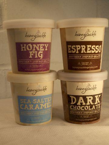 ... gelato espresso gelato honey fig gelato amp dark chocolate gelato