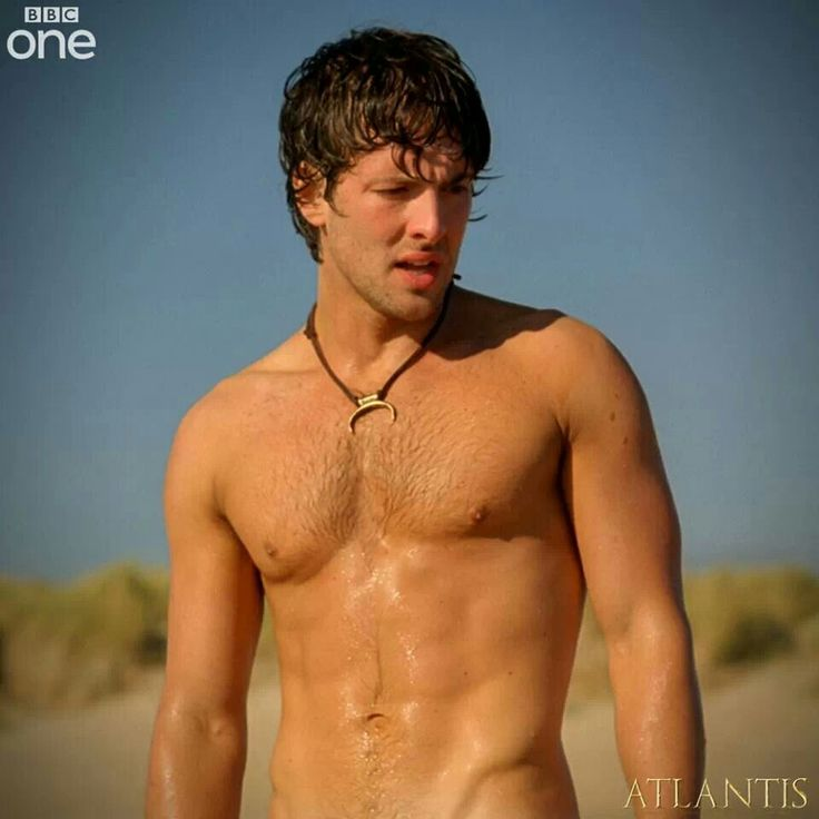 Jack Donnelly as Jason in Atlantis
